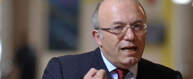 Roma, s'accende il dibattito a destra: 21 dirigenti FdI per Storace sindaco