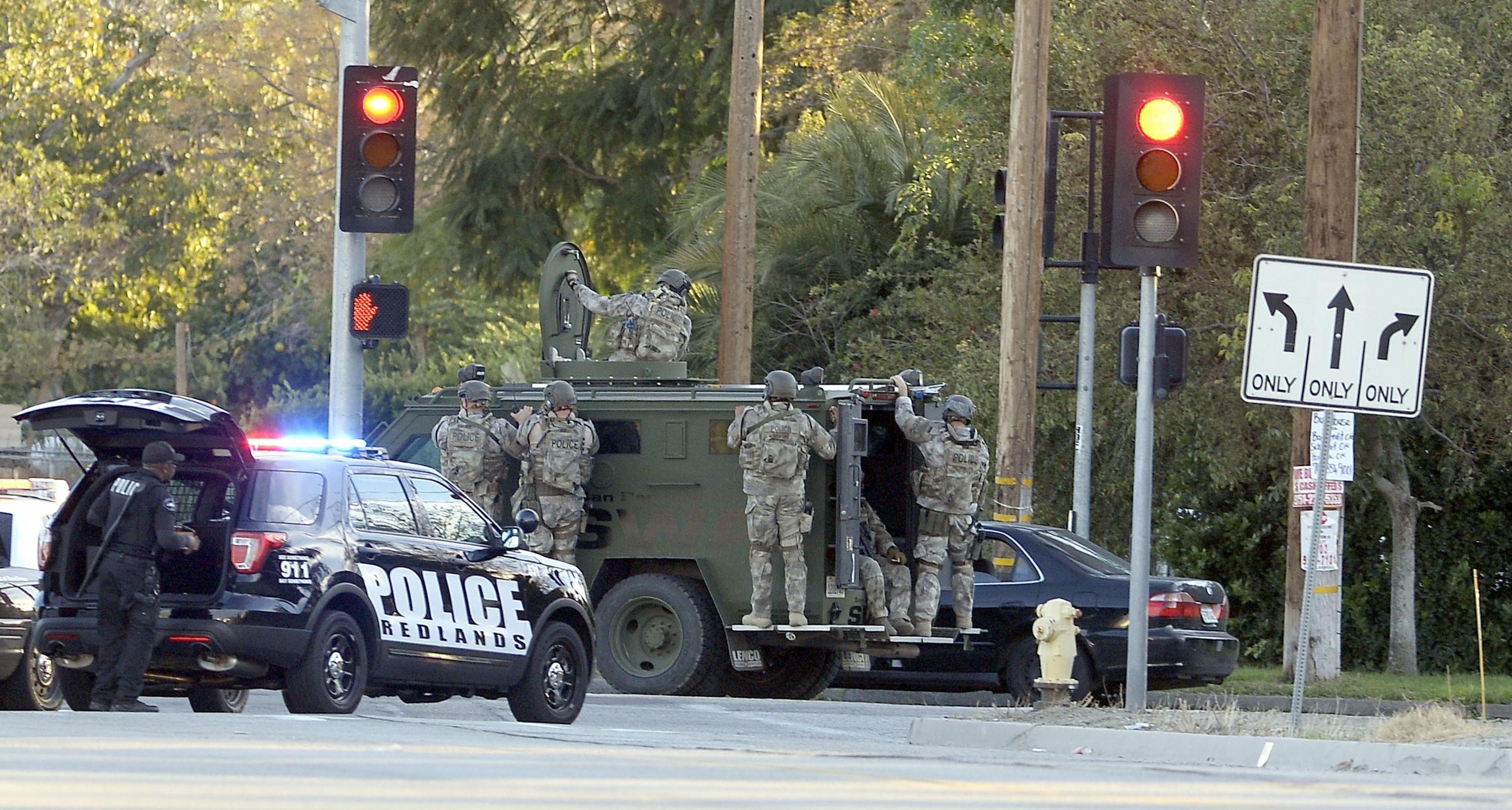 Strage in California, per l'Fbi è terrorismo islamico. L'Isis esulta