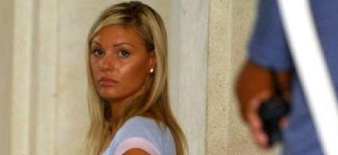 Estorsione e lesioni: rinviata a giudizio l'ex moglie del calciatore De Rossi