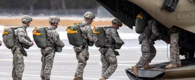Sette americani su dieci vogliono l'intervento di terra in Siria e Iraq
