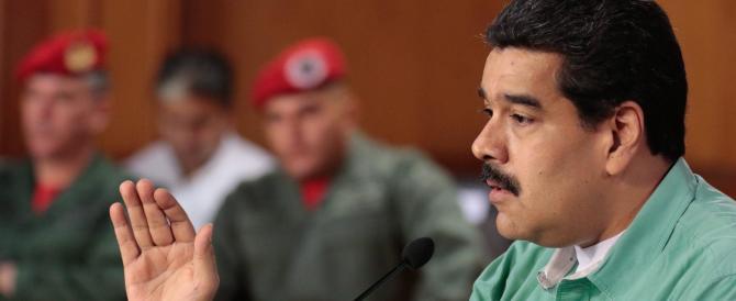 Venezuela, è crisi profonda: il presidente Maduro va allo scontro