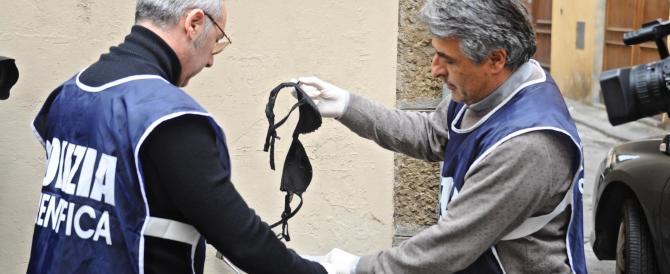 Omicidio di Firenze a una svolta? Un reggiseno sulla bici di un vicino…
