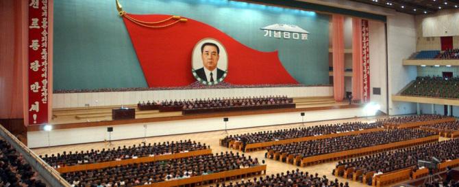 «La Corea minaccia il mondo, l'Europa pensa a fare la guerra a Putin»