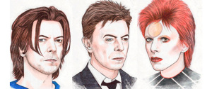 David Bowie, omaggio alla genialità futurista di un artista planetario