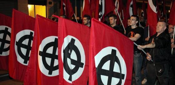Antifascismo pecoreccio, Merola sul raduno Apf: «Non rompete le p…»