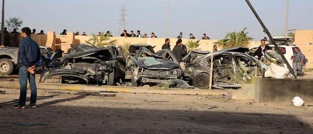 Il neopremier libico accolto a fucilate a Misurata. Fallimento dell'Occidente