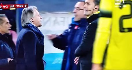"""Sarri e Mancini: se si fossero dati del """"fascista!"""" non sarebbe accaduto nulla"""