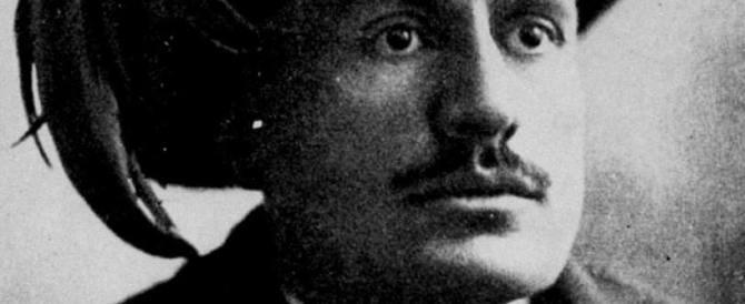 """Torna il diario di Mussolini soldato: """"Ore 15, turbine di schegge…"""""""