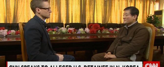 Appello disperato di un detenuto Usa in Nord Corea alla Cnn: «Salvatemi»