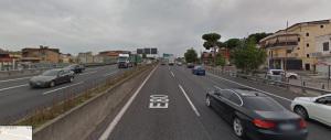 Roma, pirata della strada uccide motociclista sul Gra e fugge: arrestato