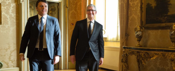 Napoli, i (presunti) posti di lavoro Apple costati all'Italia 562 milioni di euro