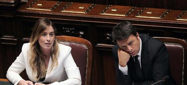 Renzi blinda Boschi: «Pressioni per Banca Etruria? È il segreto di Pulcinella»