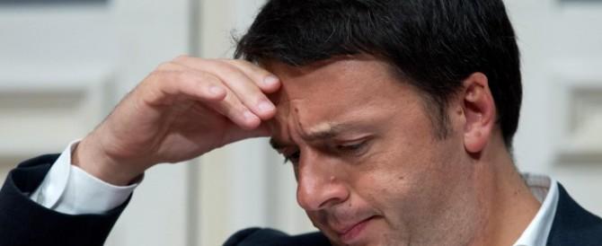 A ottobre la spallata al governo? Ecco i numeri che spaventano Renzi