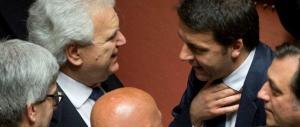 Verdini senza ritegno: «Renzi è meglio del centrodestra con Salvini»