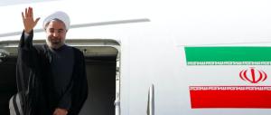 Massima allerta a Roma per l'arrivo del presidente iraniano Rohani