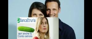 Banca Etruria, ecco lo sfottò al cetriolo che impazza sul web
