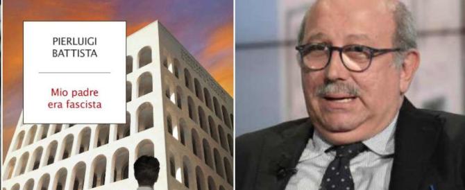 """""""Mio padre era fascista"""". È già un caso il libro dedicato dal figlio a Vittorio Battista"""
