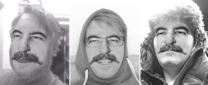 """Un selfie con """"baffone"""": impazza la App per fotografarsi in stile Stalin"""