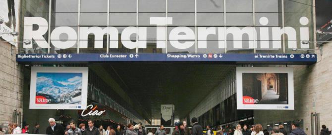 Rubavano di tutto: arrestati 7 nord africani alla Stazione Termini