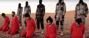 Finta esecuzione dell'Isis, la Lega in corteo contro i fatti di Vignola
