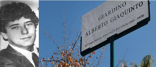 L'onda lunga di Acca Larenzia: Alberto Giaquinto, 17 anni, ucciso dalla polizia