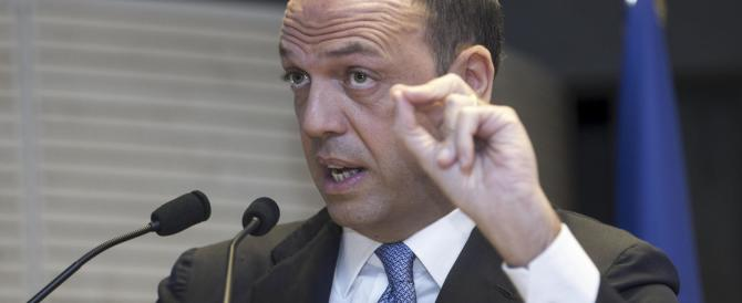Poca lotta e molto governo: Angelino Alfano diserterà il family day