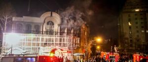 Il presidente iraniano invoca la vendetta divina contro l'Arabia Saudita