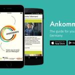 La app gratuita realizzata dalla Germania per i rifugiati