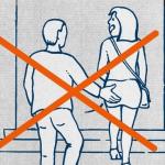 Le donne devono essere rispettate sempre; non importa quale abbigliamento indossino. Questo riguarda anche gli uomini tedeschi.