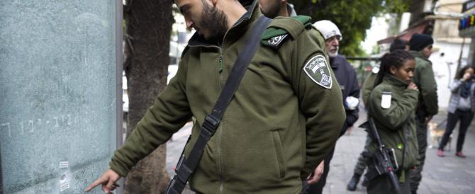 Tel Aviv, killer del pub ancora in fuga. Un legale: è solo un malato di mente