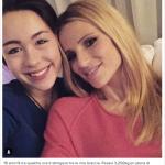 Madre e figlia. (Foto Instagram)