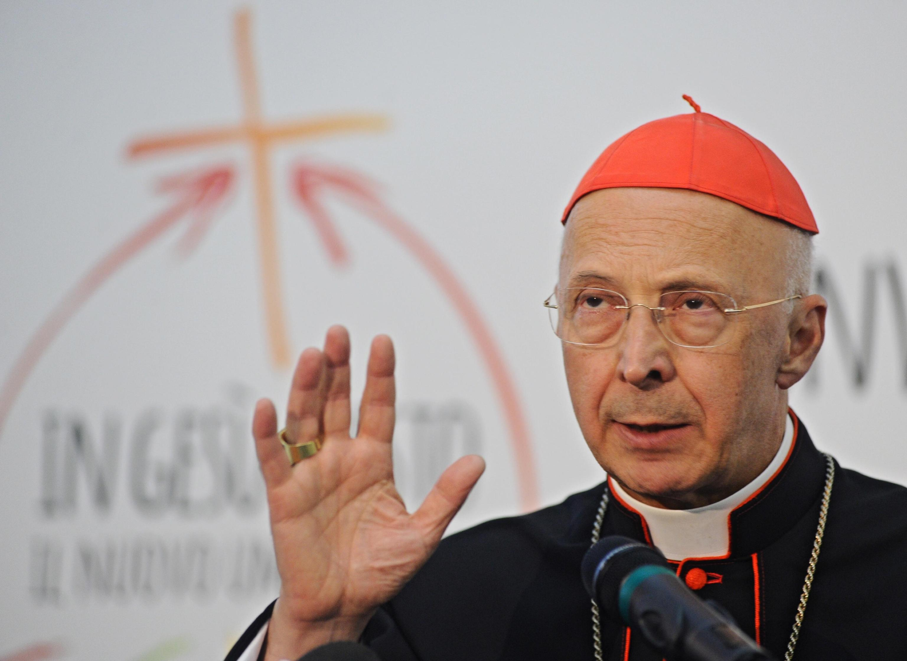 L altolà dei vescovi  «Le unioni civili  Sono un alternativa al matrimonio»  - Secolo d Italia bc8d9d531835