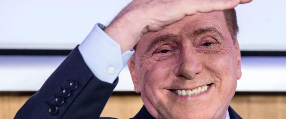 """Berlusconi sicuro: """"Vinceremo a Roma e Milano. E poi le Politiche…"""""""