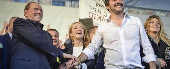 Centrodestra: vertice decisivo a Milano Berlusconi-Salvini-Meloni