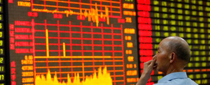 Borse, dopo il crollo il governo cinese fa incetta di titoli. Mercati deboli