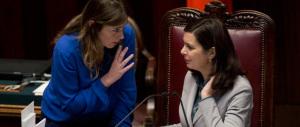 Adozioni gay: Boldrini, Boschi e Grasso ordinano, i deputati Pd eseguono