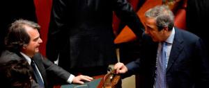 Caso-Carrai, Gasparri e Brunetta occupano il Copasir: «Intervenga il Colle»
