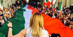 #orgogliotricolore: al via la campagna di Fratelli d'Italia su Facebook