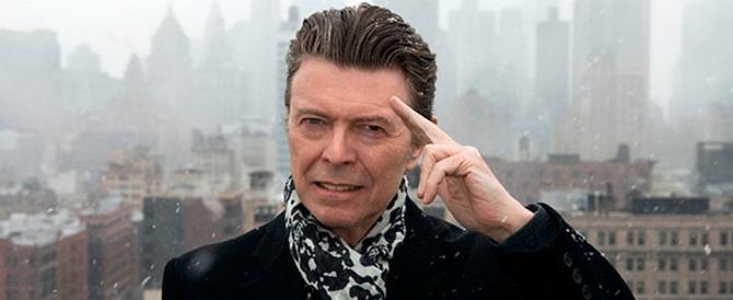 «Bowie nazista!»: ecco tutto l'odio della sinistra che oggi lo piange