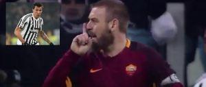 """Insulti in campo, ora è De Rossi nella bufera: """"Zingaro di m…"""" (video)"""
