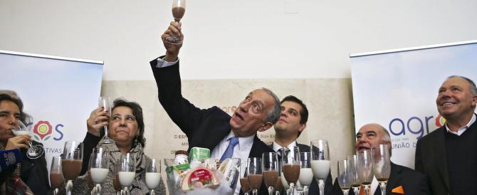 """Portogallo, """"Marcelo"""" il conservatore favorito alle presidenziali di domenica"""