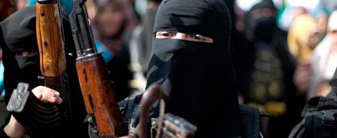 Choc a Parigi: aumentano le donne francesi che si arruolano per l'Isis