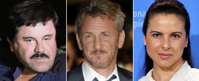 Sean Penn nei guai per l'intervista con El Chapo: è indagato dai messicani