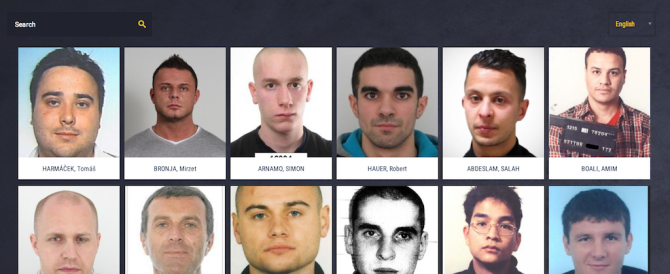 """Ecco tutti i """"most wanted"""" d'Europa: ci sono due mafiosi italiani (Fotogallery)"""