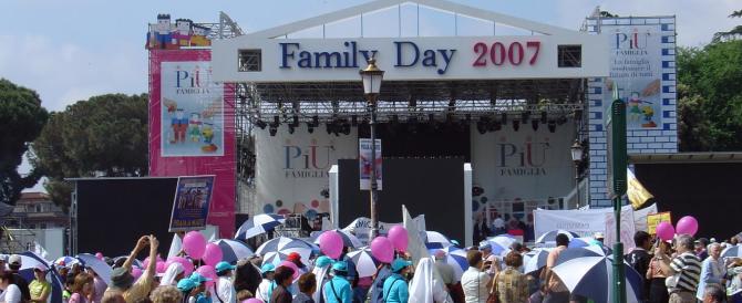 """Adesioni a valanga: il Family day """"trasloca"""" al Circo  Massimo"""