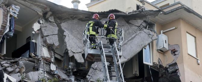 Crollo al Flaminio: la burocrazia frena i lavori, pericolo di nuovi crolli