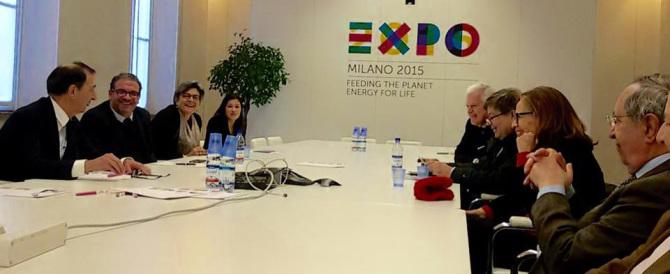 """Lo scivolone di Sala a Milano: """"usa"""" la sede dell'Expo per le riunioni politiche"""