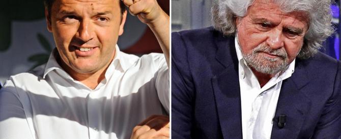 Grillo a Renzi: «Pensa a tua sorella, coinvolta in un caso simile a Quarto»