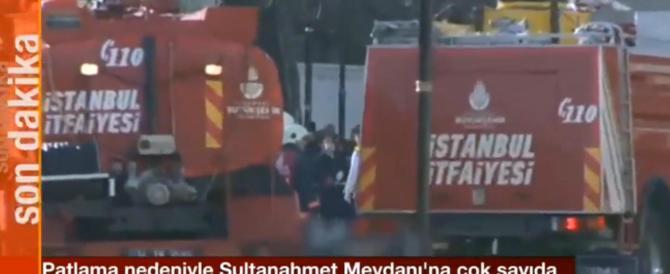 Strage a Istanbul, kamikaze siriano in azione tra i turisti: nove tedeschi morti