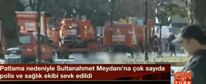 Istanbul, la Turchia indica senza esitazioni l'Isis come responsabile